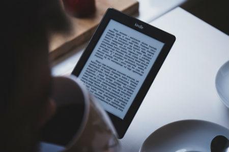 Formatos soportados por Kindle