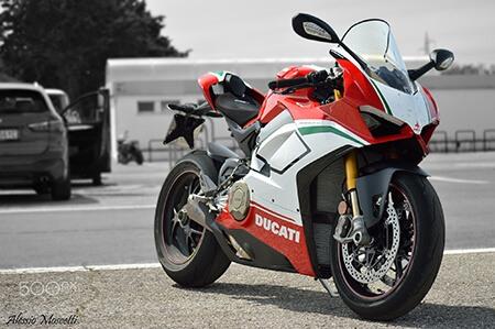 Ducati Panigare V4 2018