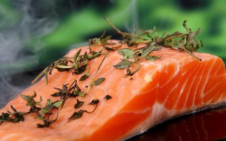 Beneficios de consumir salmón