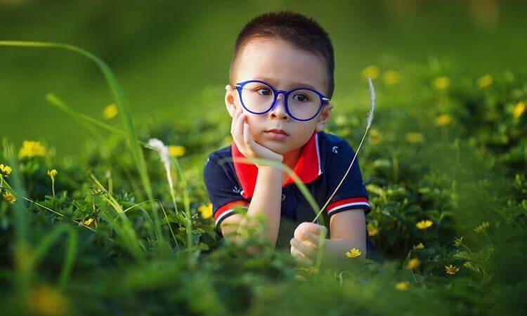 El niño más inteligente del mundo es…