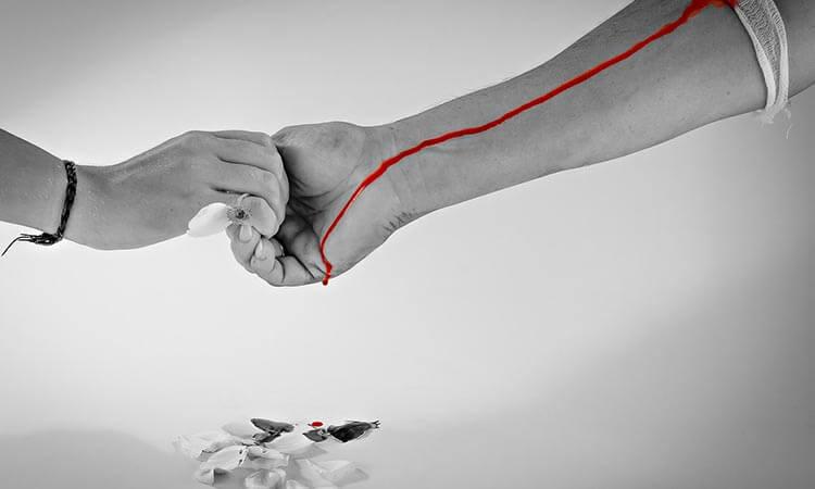 ¿Existen riesgos en recibir una donación de sangre?