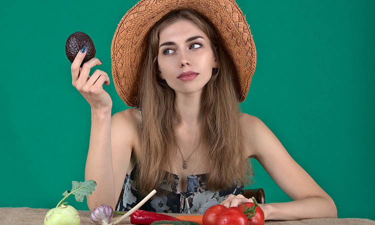 ¿Qué tan saludable es ser vegano y vegetariano?