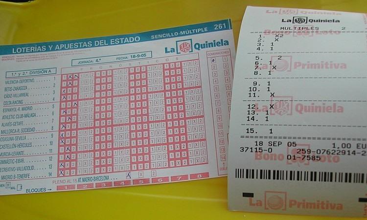 Cómo interpretar los pronósticos de La Quiniela en España