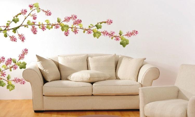 Consejos para decorar la casa con papel pintado y vinilos