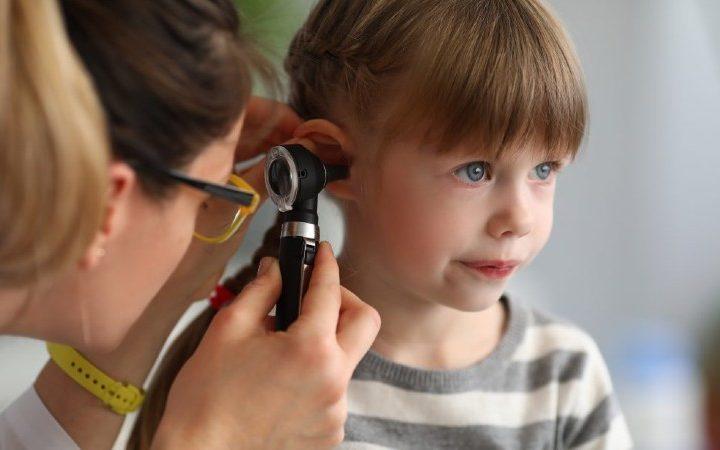 Pérdida auditiva en niños
