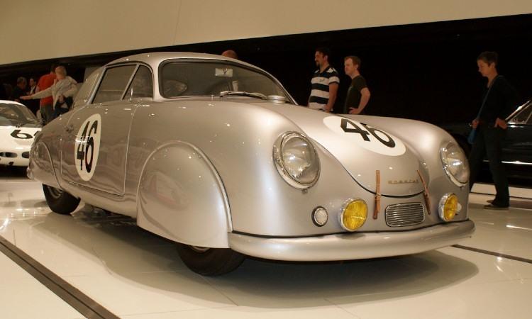 El Porsche 356 del año 1950 ha subido mucho de precio, ¿por qué?