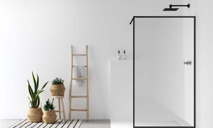 Mamparas de ducha: principales tipos y cómo escoger una